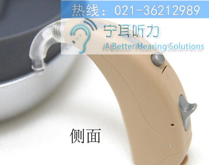 三,瑞士峰力老年人款大功率型助听器